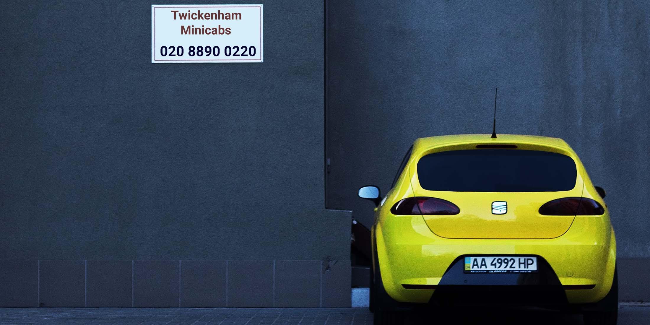 Twickenham Mincabs - Taxi to Twickenham at cheap rates